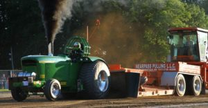 Full Pull Productions Truck & Tractor Pull @ Grandstands, Trumbull County Fair